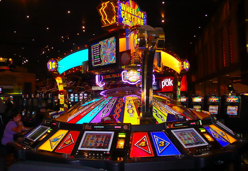 The mini-casinos recently made legal under the state's gambling expansion have been the target of controversy in many communities.