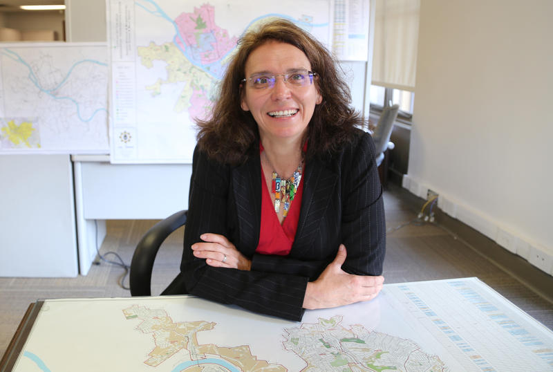 Karina Ricks is director of the City of Pittsburgh's Department of Mobility and Infrastructure.