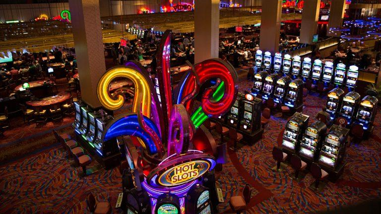 Although slot revenue has declined in recent years, Harrah's Philadelphia generated more than $13 million in taxes last year.