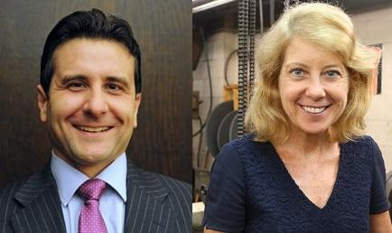 Republican Ed Kress was first elected to represent Allegheny County's third district in 2013. He's being challenged by Democrat Anita Prizio, a small business owner from O'Hara.