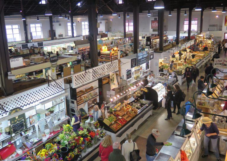 Lancaster Central Market is in the city's Community Revitalization and Improvement Zone. The program lets participating cities keep some state taxes to fund redevelopment.