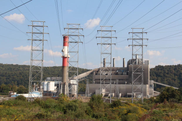 the Elrama Power Plant near Pittsburgh was closed in 2012.