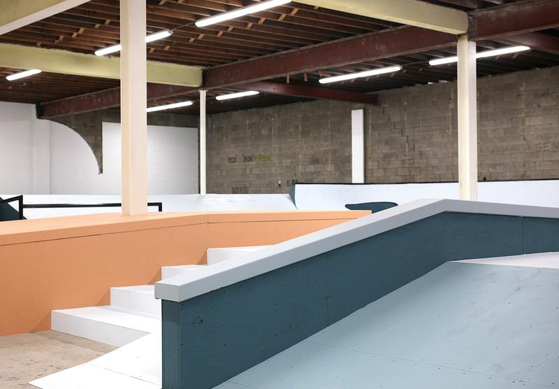 Switch and Signal indoor skate park will be open year round, and cater to skaters at all levels of experience.