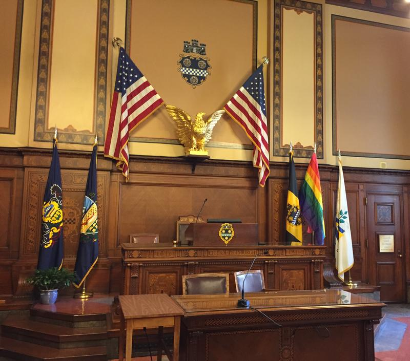 Pittsburgh City Council passed the Paid Sick Days Act Aug. 3, 2015.