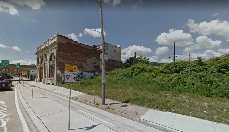 The Workingmen's Square Hotel will break ground on a vacant lot near the junction of East Ohio Street and Madison Avenue on the North Side.