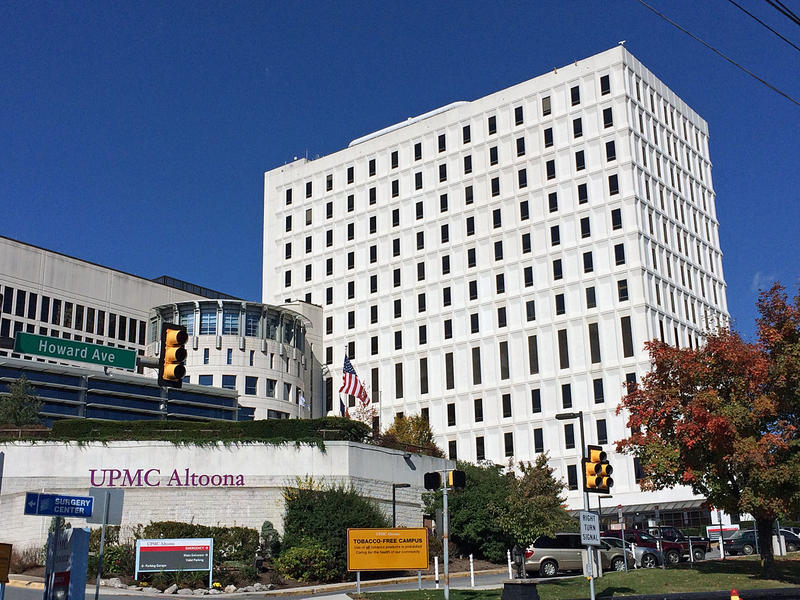 UPMC Altoona, in Altoona, Pa. is among a group of cities that only has UPMC facilities, therefore will accept Highmark insurance for health services.