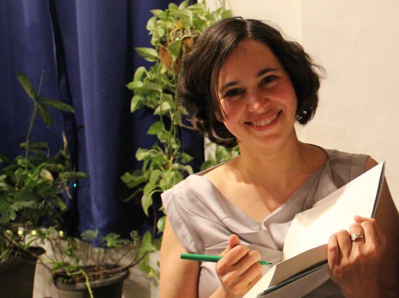 Author Anjali Sachdeva