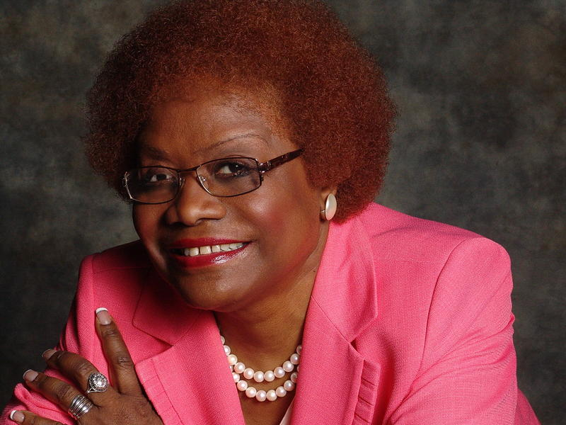 Esther Bush, President and CEO of the Urban League of Greater Pittsburgh