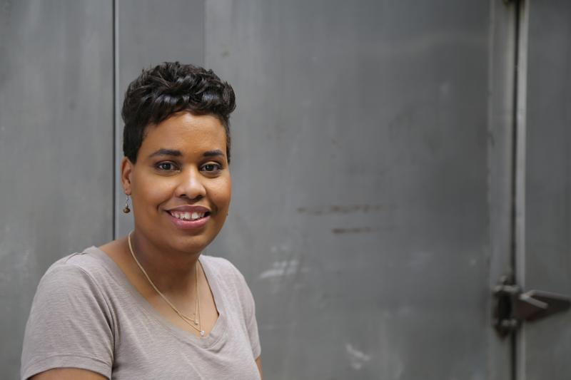 Jewel Edwards, 35, of downtown Pittsburgh, has been working at Children's Hospital of Pittsburgh of UPMC for the past few years. Now, she's part of the inaugural class of bakers-in-residence of The Bakery Society of Pittsburgh's bakery incubator.