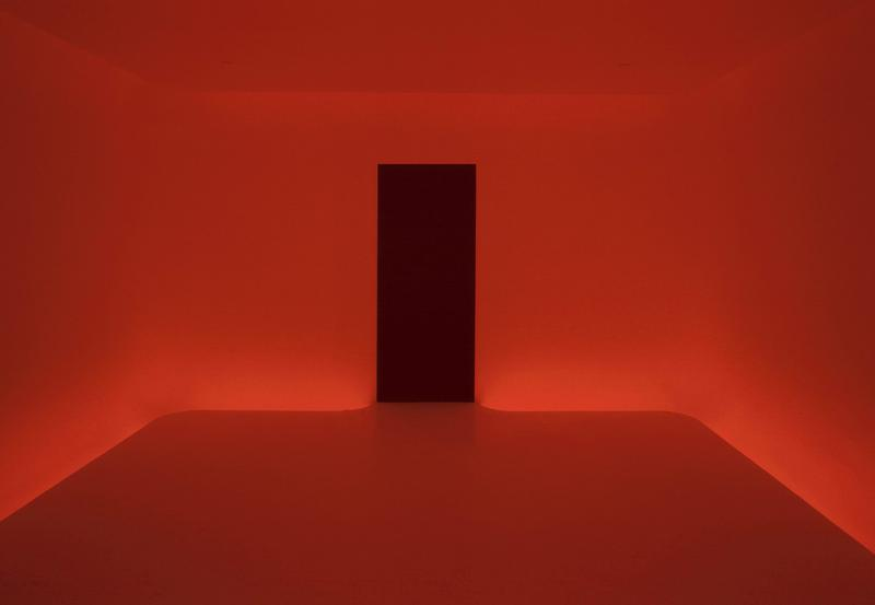 "Light-based works by James Turrell, including ""Big Red,"" have been a fixture at the Mattress Factory on Pittsburgh North Side."