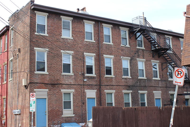This apartment building on the Southside contains some of the city's nearly 82,000 occupied rental units, which the Pittsburgh City Council voted to monitor through a new, mandatory registration and inspection process.