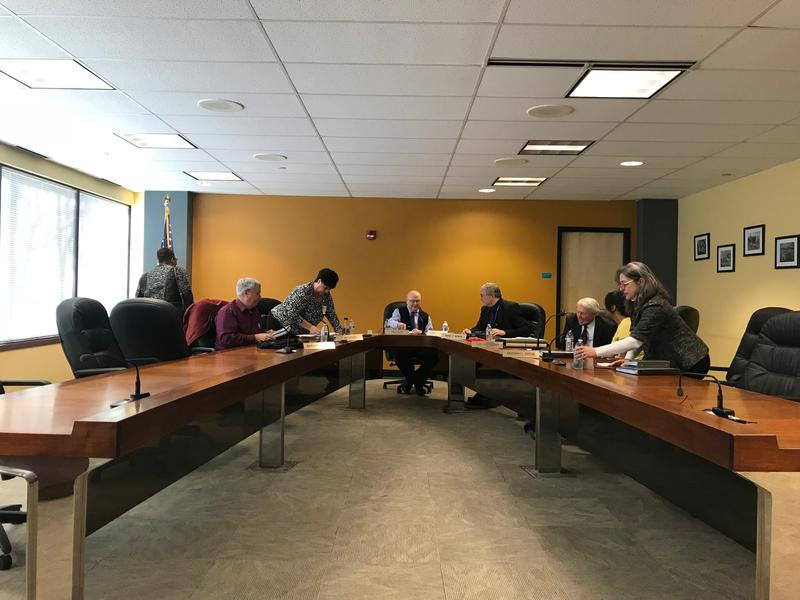 At its regular meeting on Friday, April 20, the PWSA board approved a bigger budget in order to pass regulatory muster.