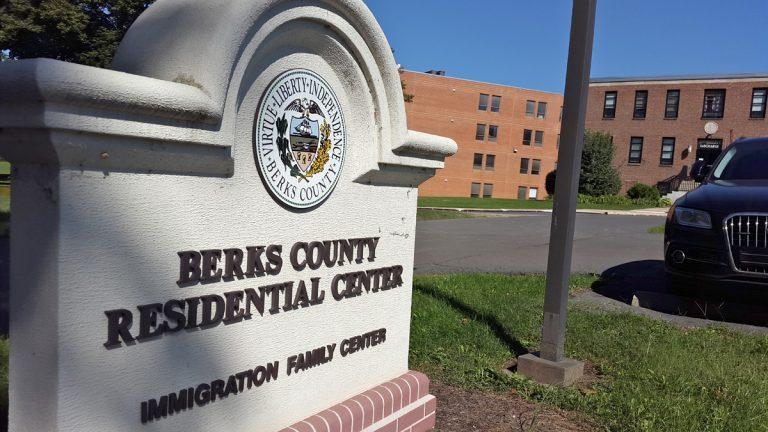 Berks County Residential Center.