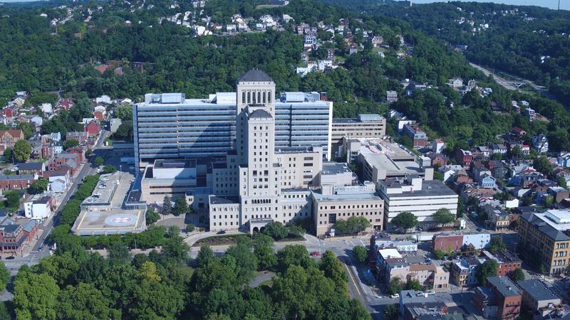 Allegheny General Hospital in 2017.