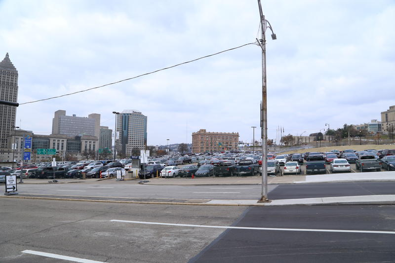 Development on the former Civic Arena site in the Lower Hill District has been in the works for more than a decade. It was not selected for tax credit financing this year.