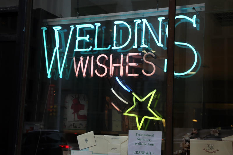 Weldins has been located in the base of the Gulf Tower since 2014.