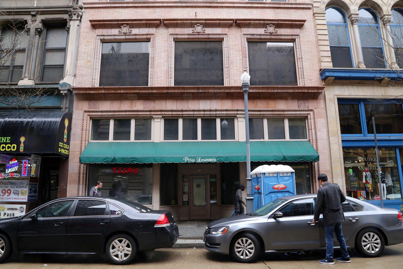 The Wood Street building that Weldins called home for over 150 years is now slated to become Peter Lawrence, a boutique.
