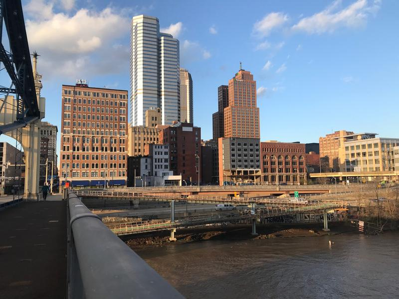 For decades it was difficult to access Pittsburgh's rivers. While that's changing, new riverfront zoning legislation aims to ensure residents can be on the water. A project to connect the Smithfield Street Bridge to the Mon Wharf is just one example.