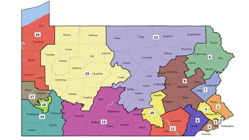 A new bill making its way through the Pennsylvania legislature would create a citizens redistricting commission, but advocates are outraged about an amendment added Tuesday establishing judicial districts for the election of state judges.