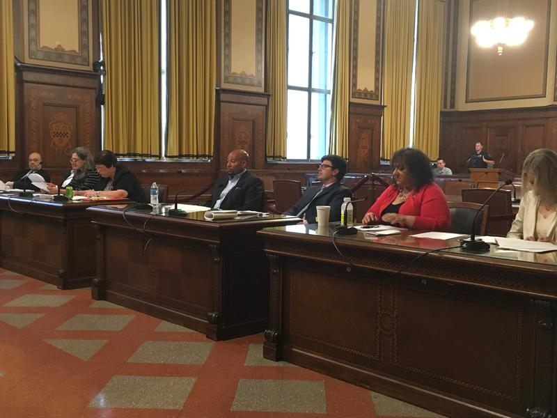 Pittsburgh City Council approved all but one of 17 members of the Housing Opportunity Fund's advisory board Tues., June 19, 2018.