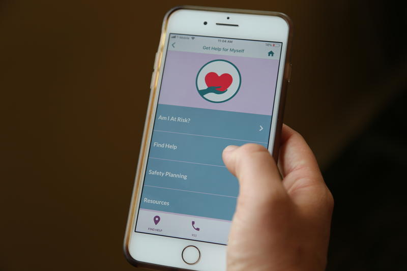 The Women's Center and Shelter of Greater Pittsburgh now offers an app that can help women find a safe place to go.
