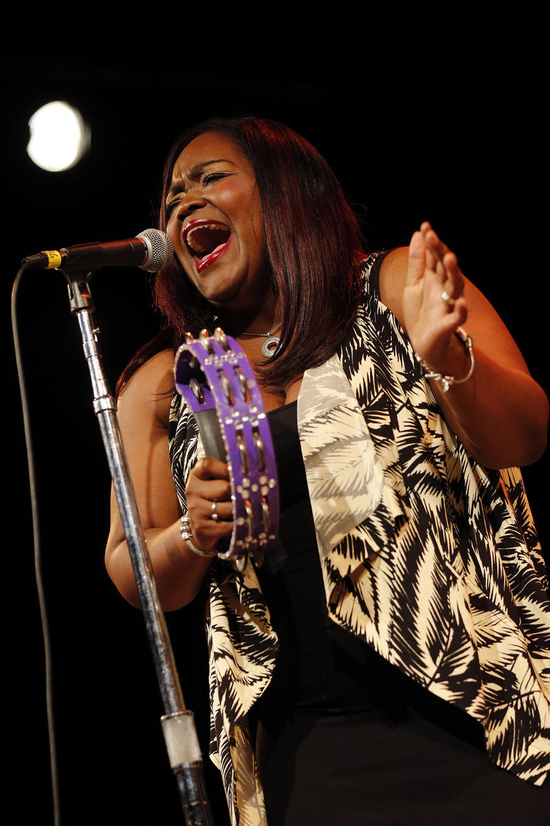 Shemekia Copeland will perform at the Pittsburgh International Jazz Festival