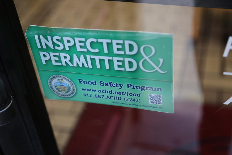In Allegheny County, violations committed by food facilities are categorized by risk.