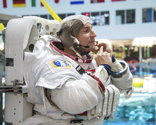 Astronaut From New Castle Heads To Space Station In 2019 ...