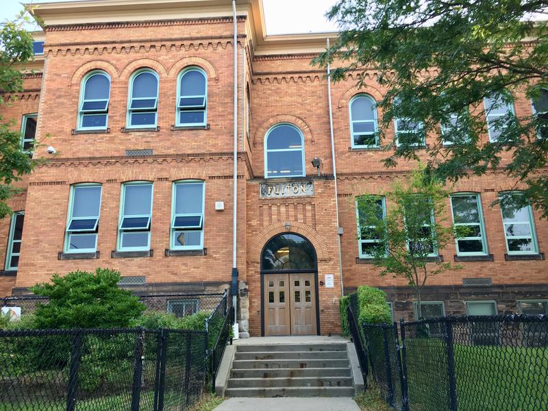 Fulton Elementary in Highland Park has one of the most experienced groups of teachers in the district.