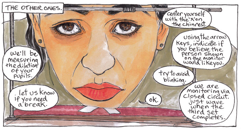 "Comics artist Rachel Masilamani's project ""Nonpartum"" explores topics including her encounters with the health-care system"