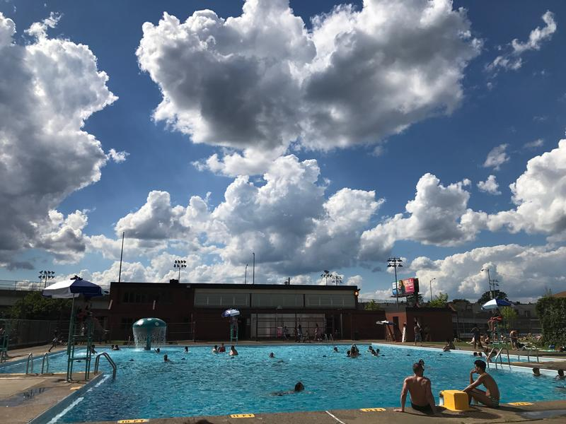 Bloomfield is one of Pittsburgh's 18 outdoor swimming pools, and among the 12 facilities closing early for the season.