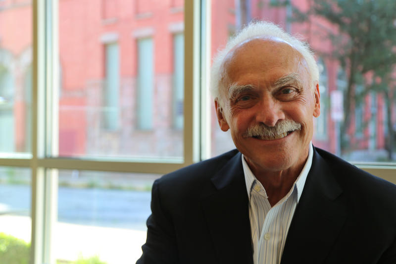 Four-time Steelers Super Bowl champion Rocky Bleier visited 90.5 WESA on Tuesday, Aug. 28, 2018.