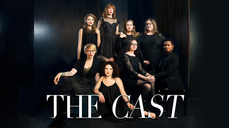 Improv troupe The Cast is featured at the fifth annual Pittsburgh Comedy Festival