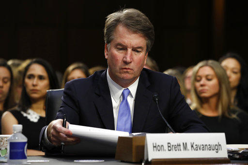 "The confirmation process of Brett Kavanaugh will taint the Supreme Court ""likely for an entire generation,"" says attorney Michael Avenatti."