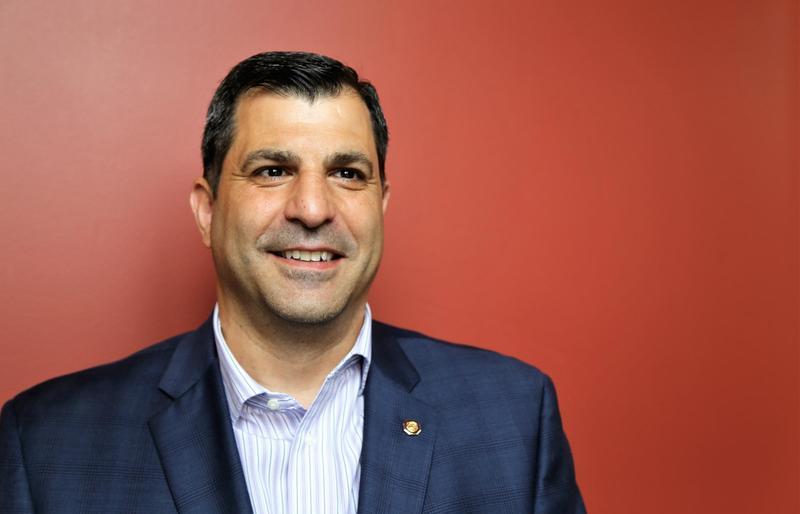 Representative Mark Rozzi on September 18, 2018.