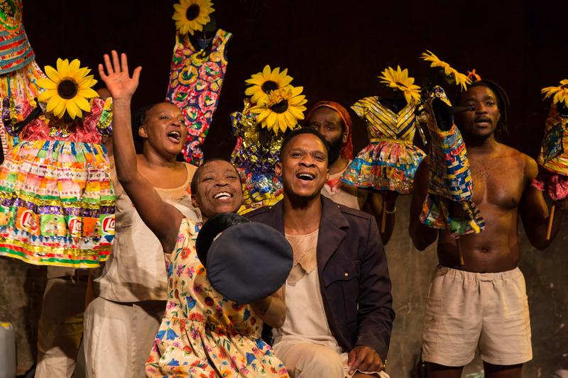 """South African company Baxter Theatre Center presents the U.S. premiere of """"Karoo Moose -- No Fathers."""""""