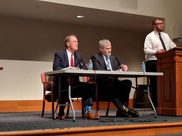 Candidates For 13th Congressional District Meet In Debate ...