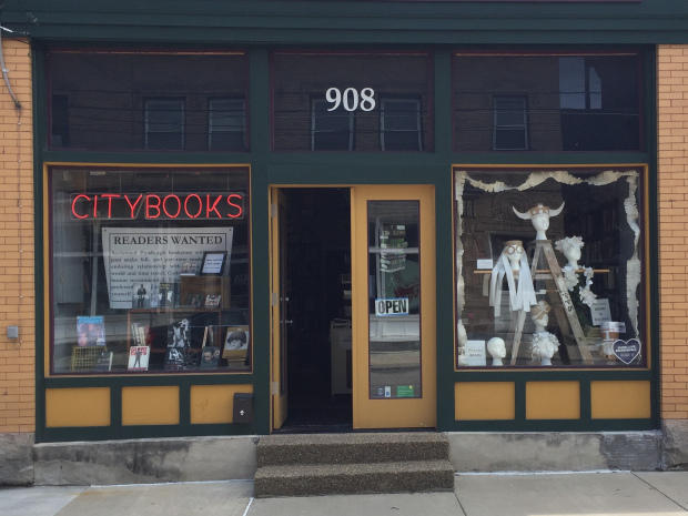 City Books, on the North Side, hosts the Tree of Life Memorial Reading.