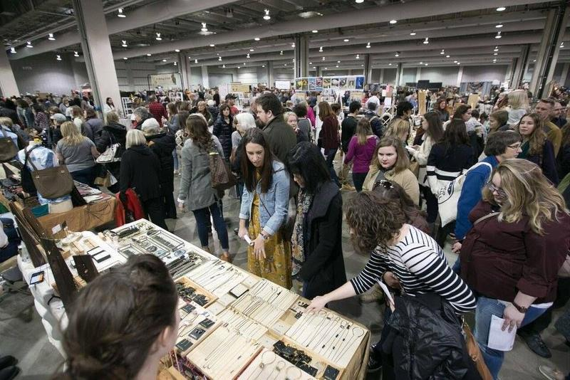 About 240 vendors will attend this year's Handmade Arcade.
