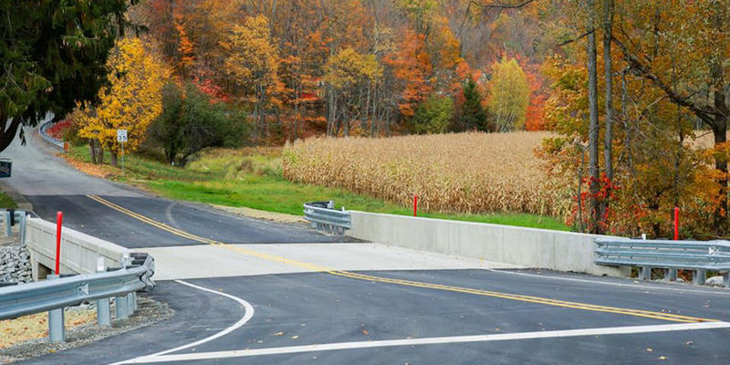 PennDOT's rapid bridge replacement project took on mostly simpler, smaller bridges statewide using similar materials and designs to quickly replace aging throughfares.
