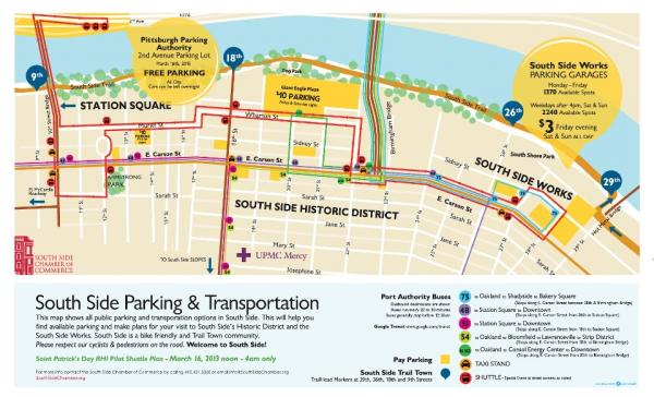 A free shuttle will be added this weekend to the fleet of PAT buses that ply the South Side.