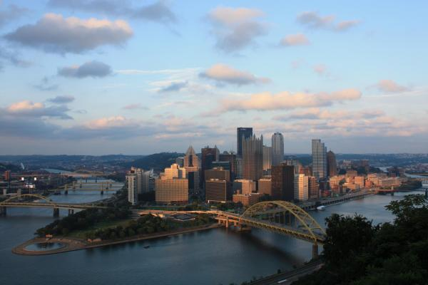 Is this the smartest city in the United States? Based on Pittsburgh's high number of universities, libraries, media outlets and museums per capita, one real estate company thinks so.