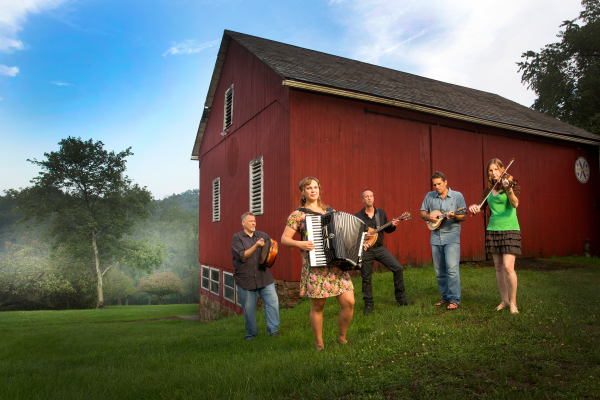 Band members in Pittsburgh's Celtic folk ensemble Callán come from diverse musical backgrounds.