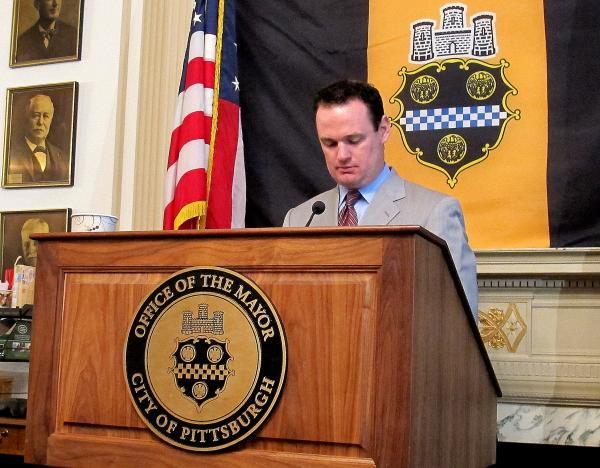 Outgoing Pittsburgh Mayor Luke Ravenstahl announced on March 1, 2013 that he would not seek reelection, after a tenure marked with a mix of triumphs and stumbles.