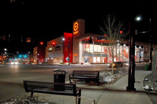 The Target Store was the anchor of East Liberty's TRID plan, though the store went in well before the TRID was officially created in late 2013.