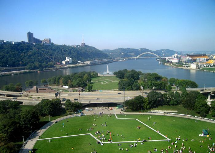 City Of Pittsburgh Dog Parks