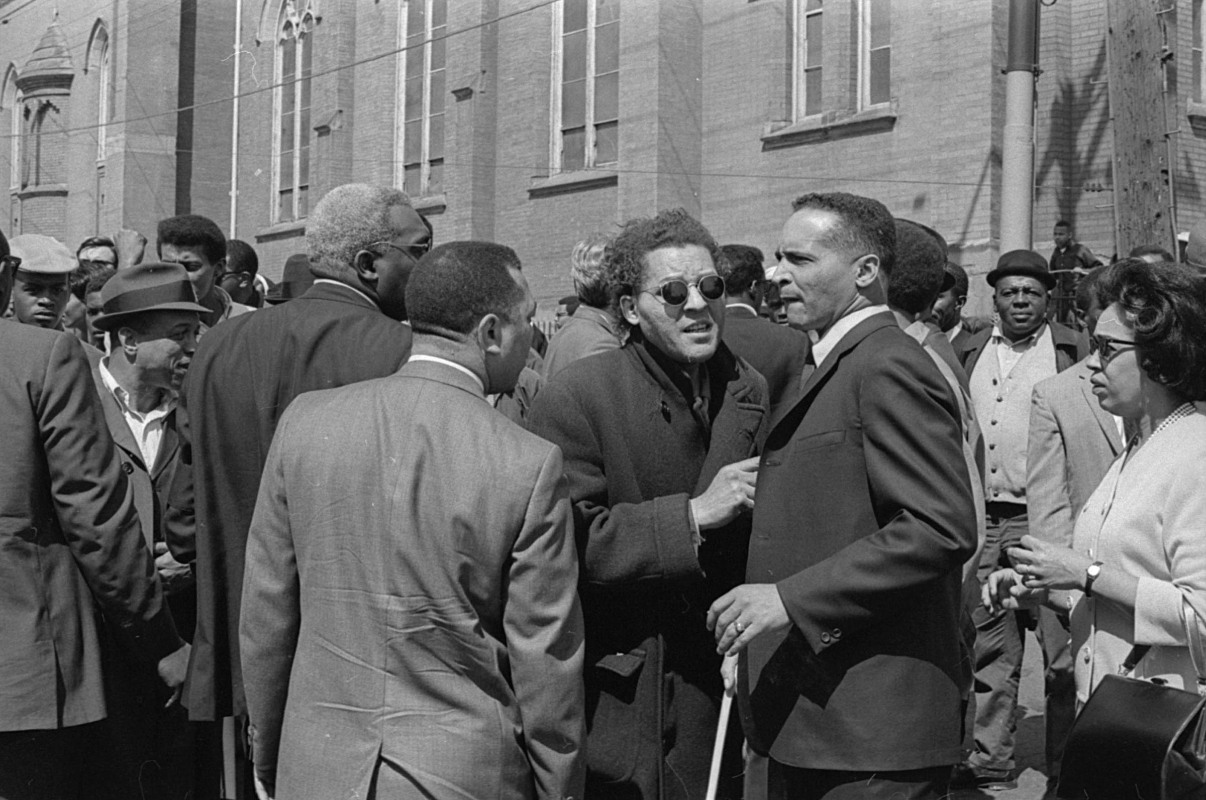 Rare Photos Recall Pittsburgh S Reaction To Martin Luther King Jr S