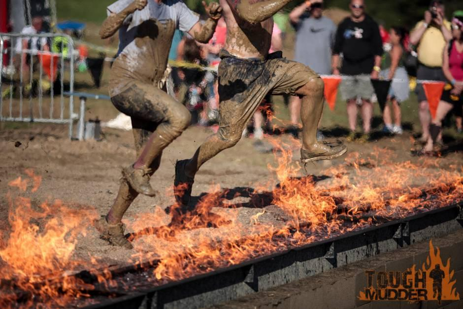 Overcoming Physical And Mental Obstacles At Tough Mudder ...