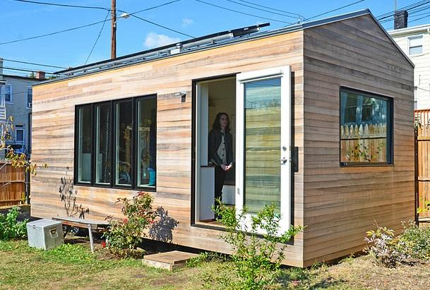 Big plans for tiny houses in garfield 90 5 wesa for Small house plans washington state