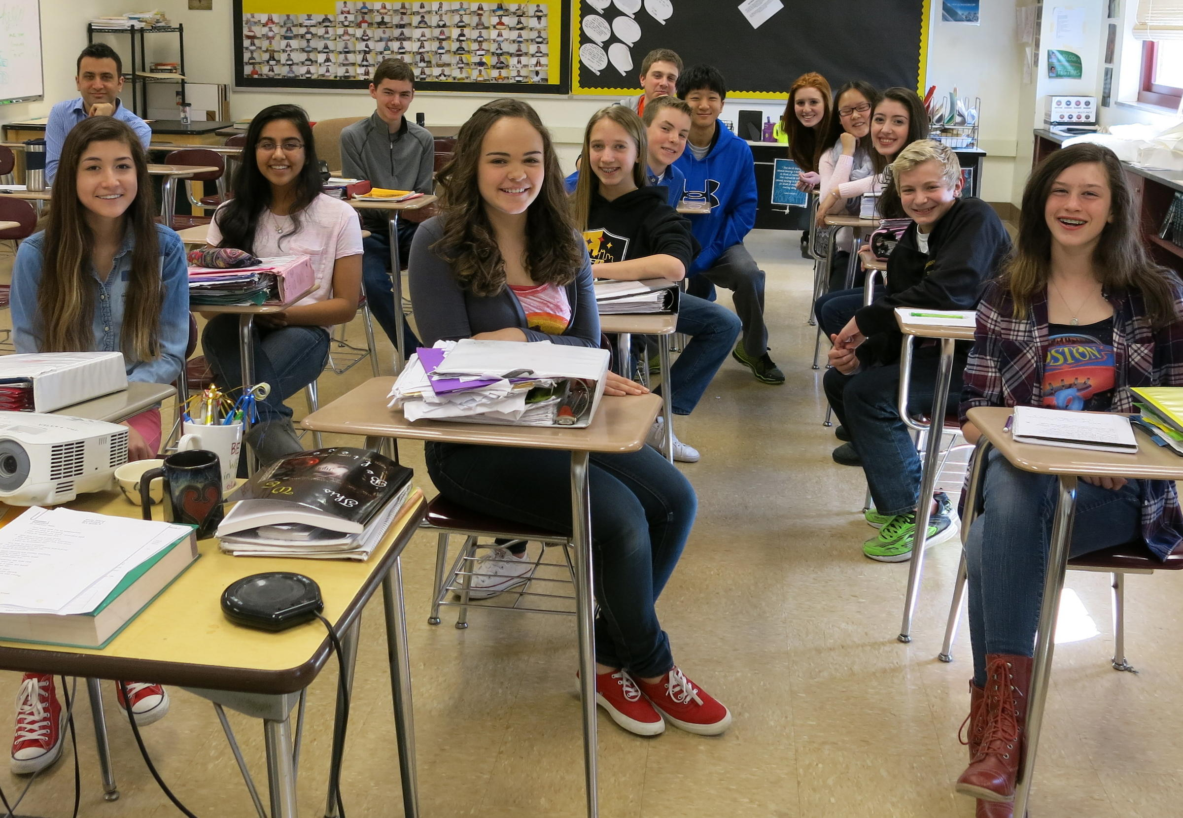 ... : Eighth Grade Class's Take on Iconic Radio Essay Series | 90.5 WESA